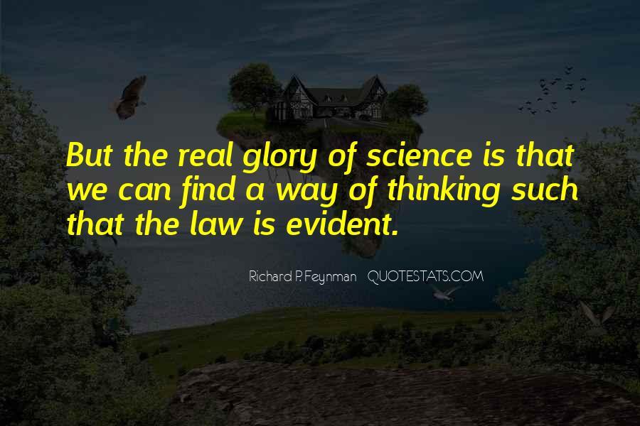 Feynman's Quotes #35836