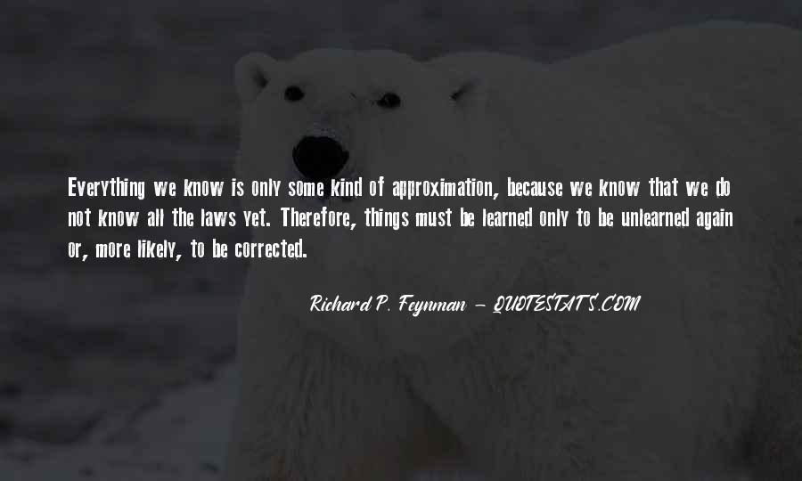 Feynman's Quotes #44887