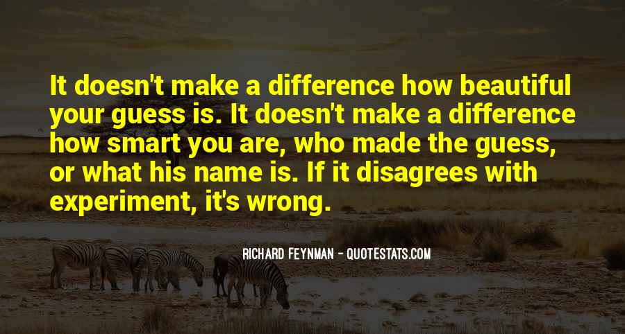 Feynman's Quotes #465866
