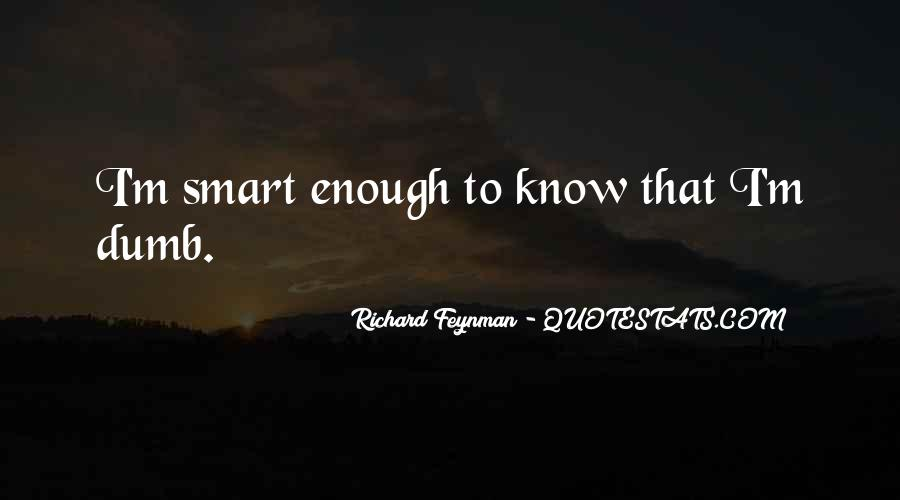 Feynman's Quotes #56753