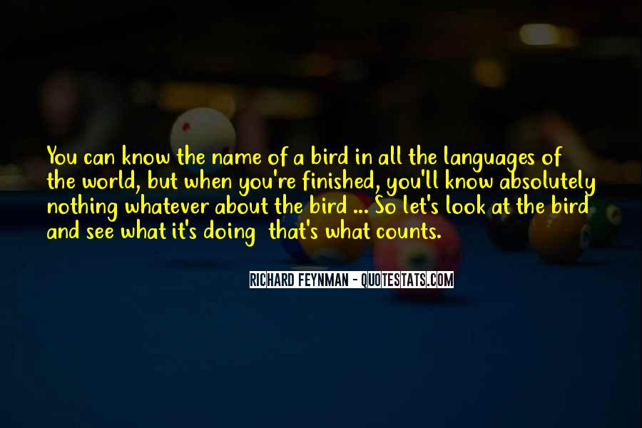 Feynman's Quotes #59042