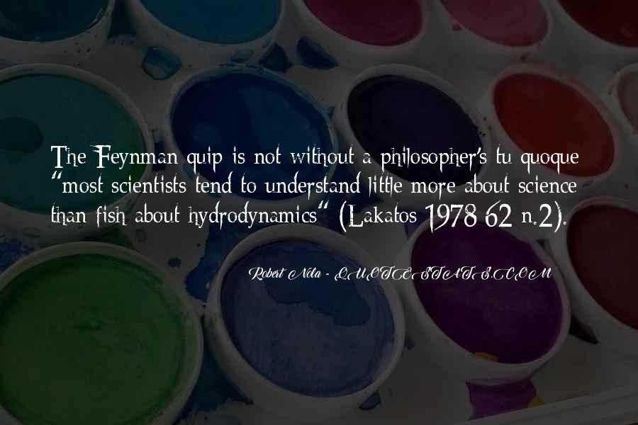 Feynman's Quotes #606949
