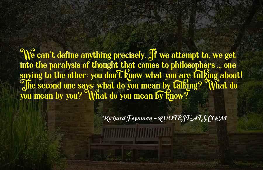 Feynman's Quotes #68198
