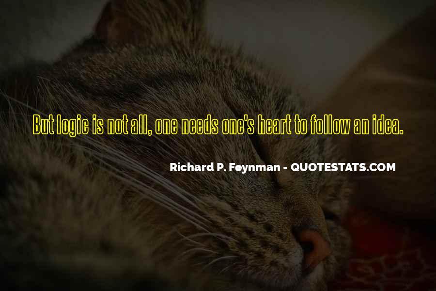 Feynman's Quotes #694070