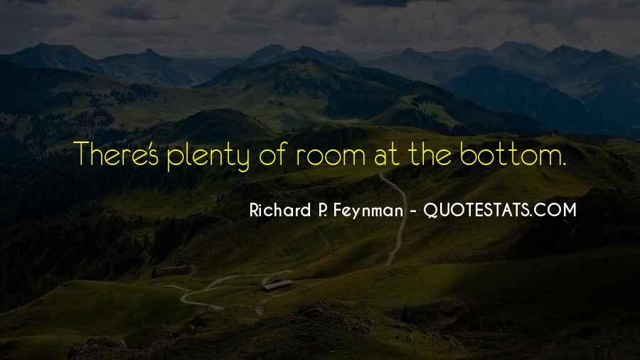 Feynman's Quotes #707732