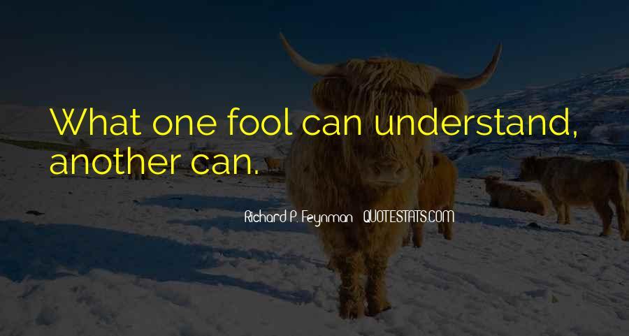 Feynman's Quotes #82748