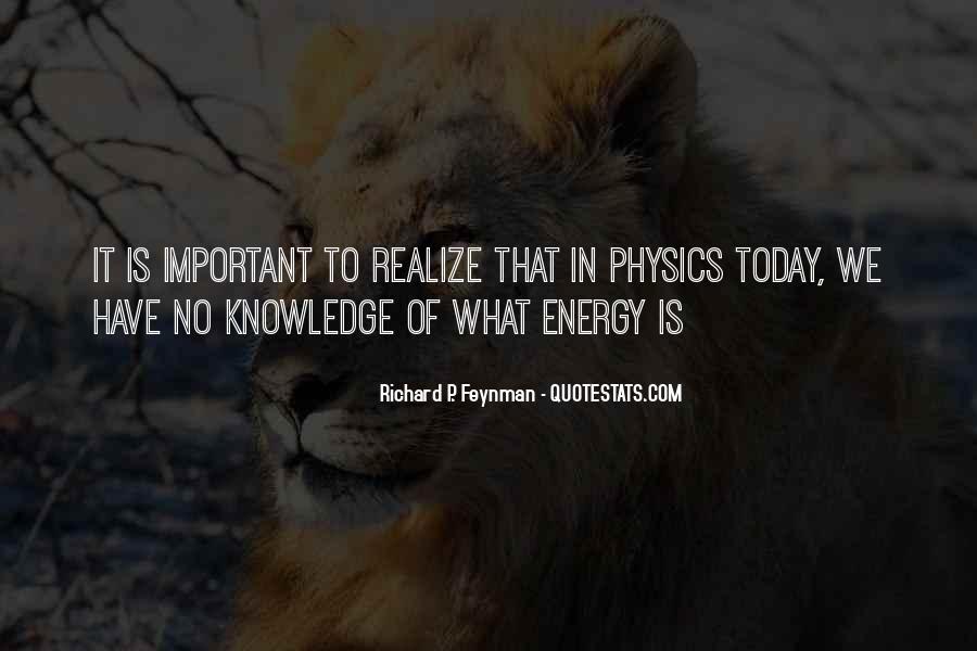 Feynman's Quotes #83853