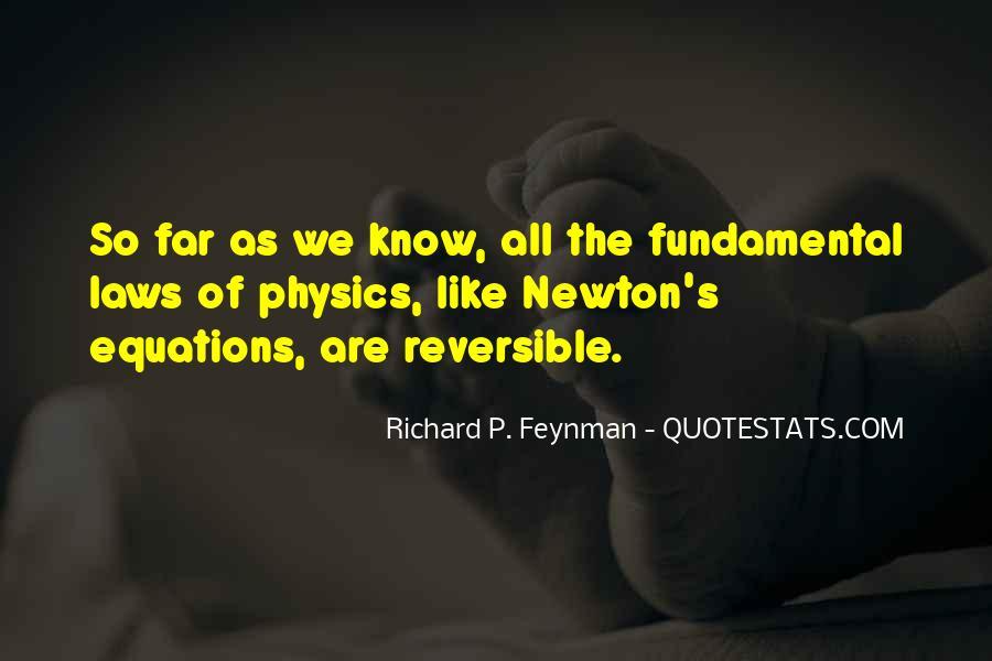 Feynman's Quotes #847842