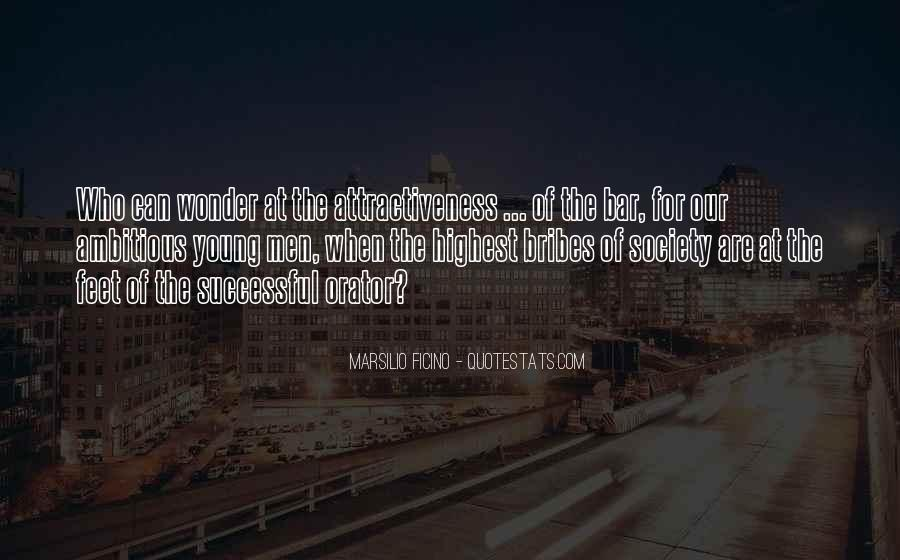 Ficino's Quotes #1574497