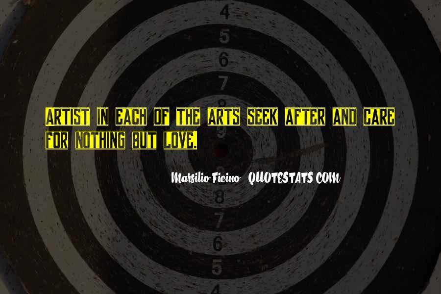 Ficino's Quotes #1589248
