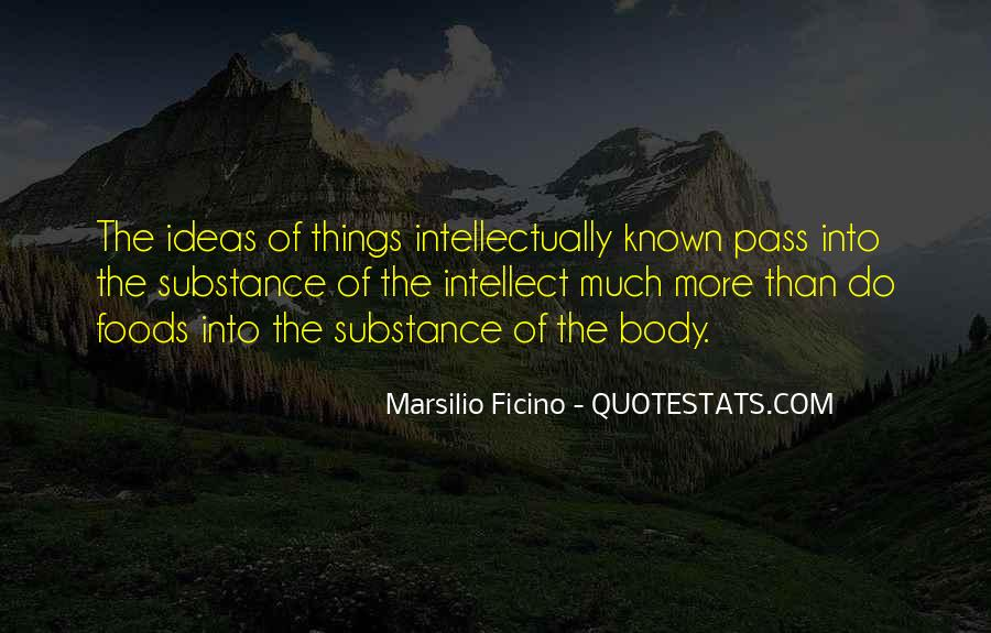 Ficino's Quotes #1629380