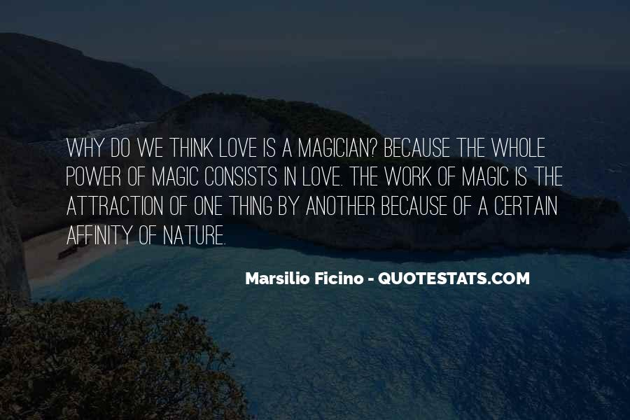 Ficino's Quotes #1679227
