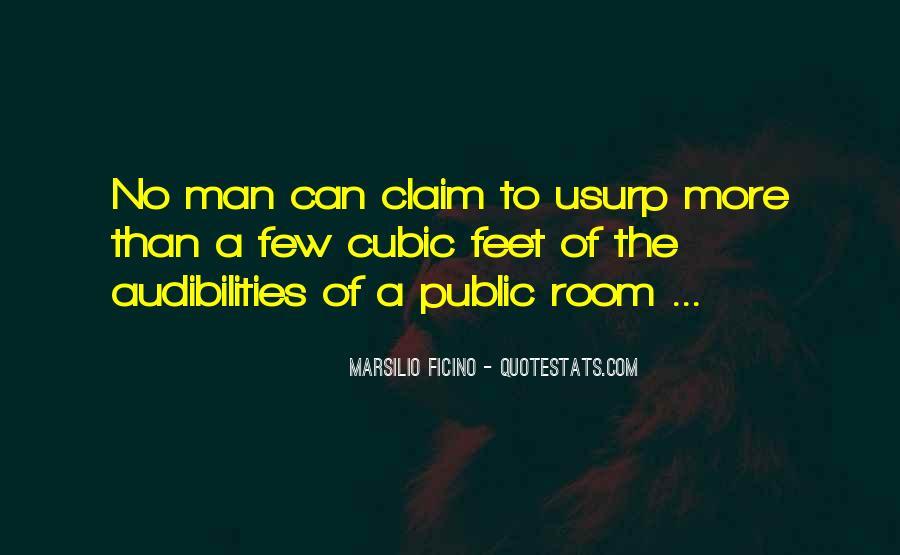 Ficino's Quotes #991542