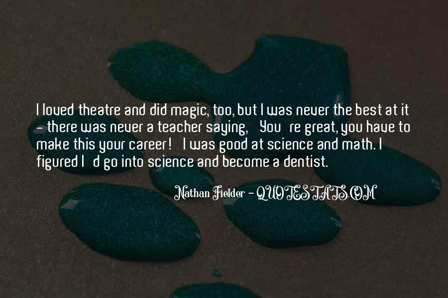 Fielder Quotes #1165136