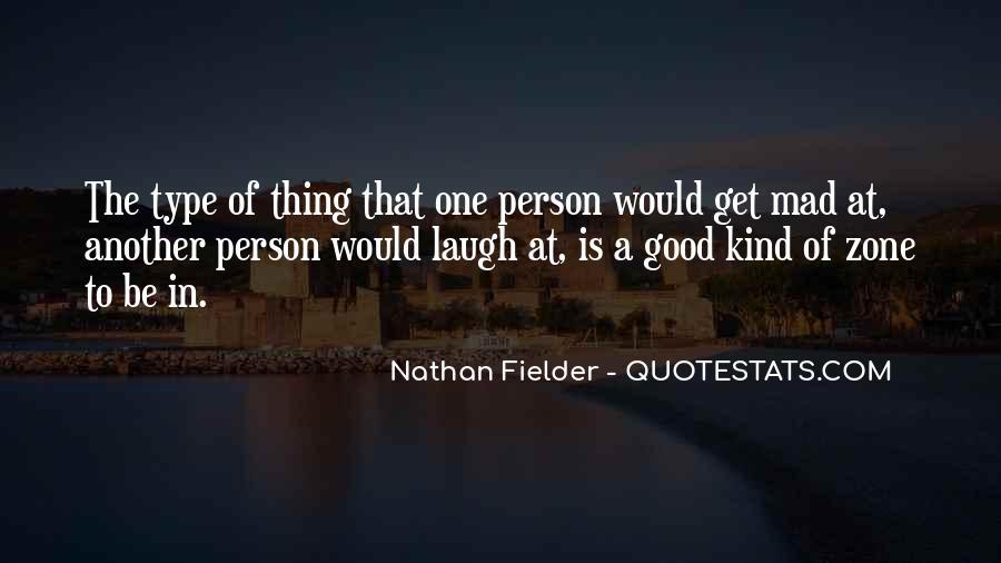 Fielder Quotes #137154
