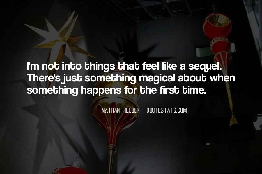 Fielder Quotes #1371760