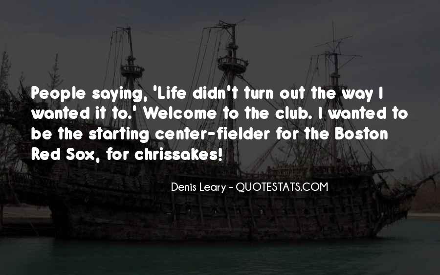 Fielder Quotes #1532240