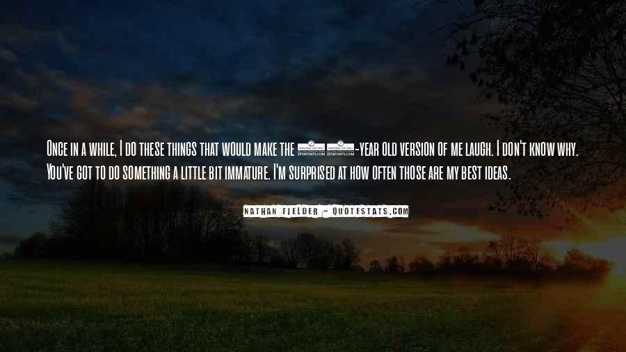 Fielder Quotes #1591584