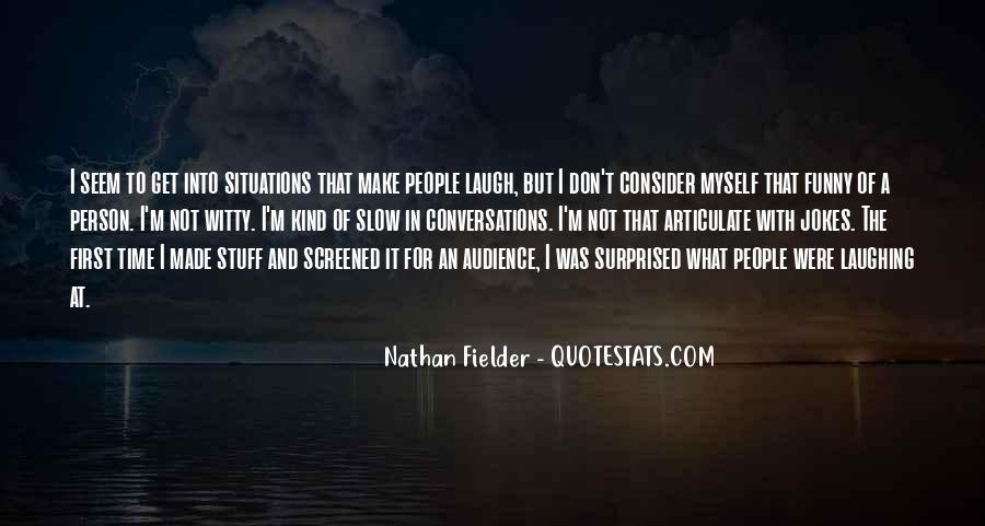 Fielder Quotes #183252