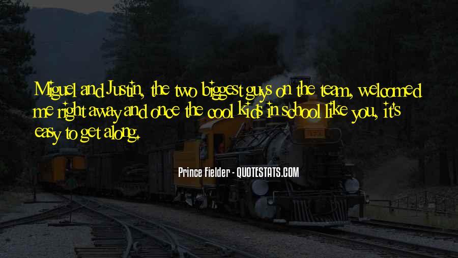 Fielder Quotes #301957