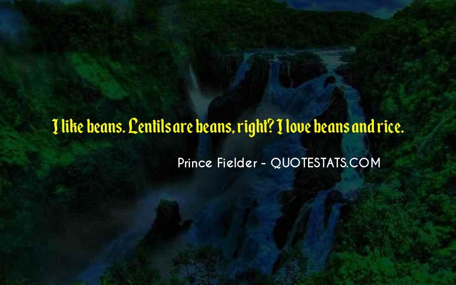 Fielder Quotes #317743