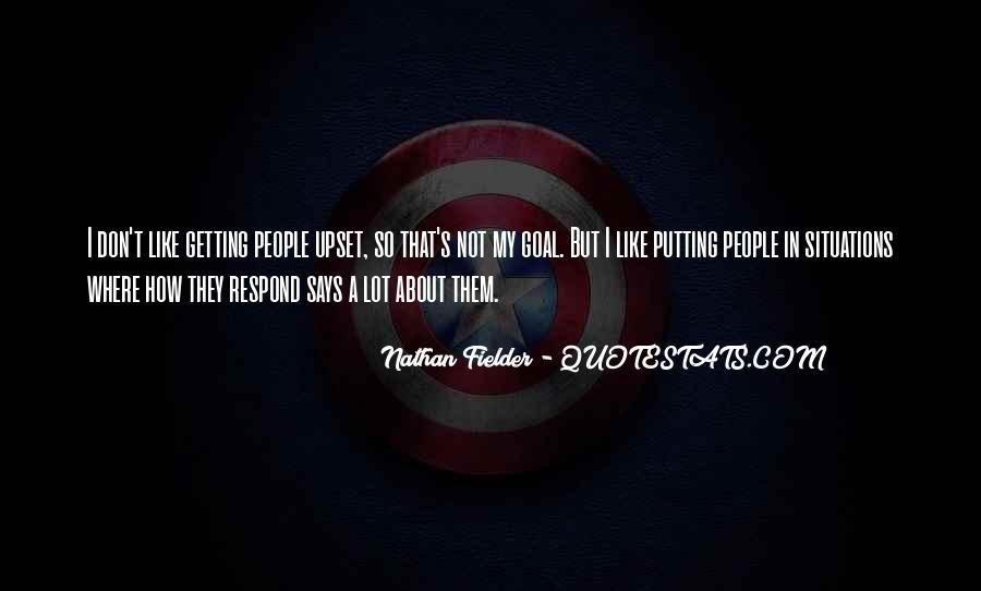 Fielder Quotes #394528