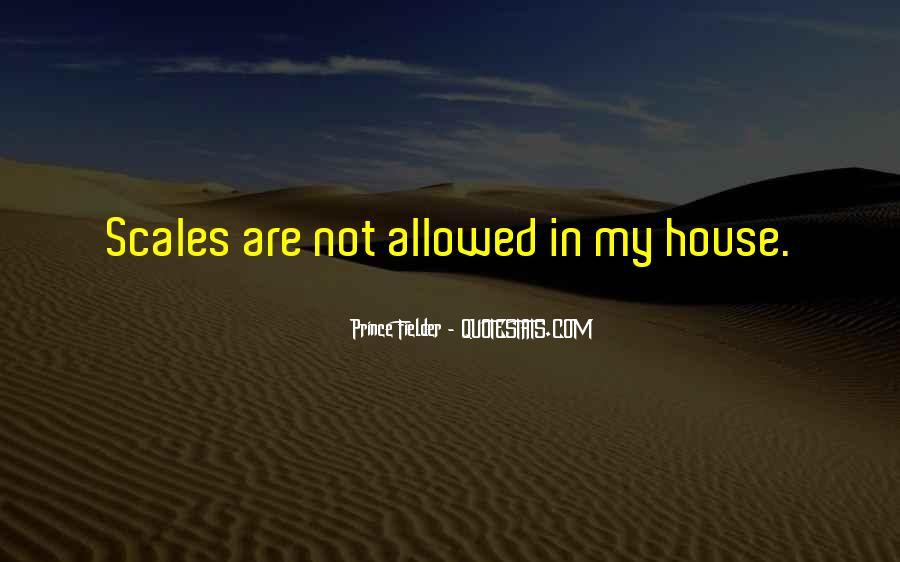 Fielder Quotes #582527