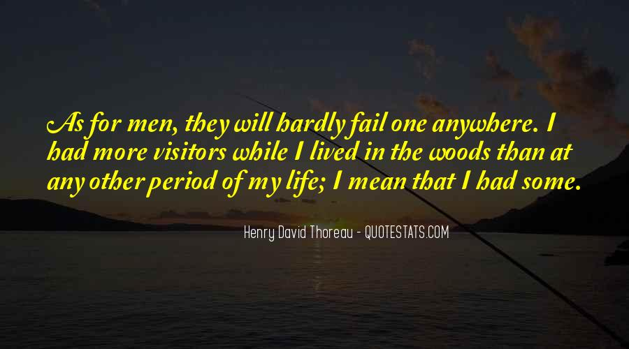 Quotes About Solitude From Henry David Thoreau #636332
