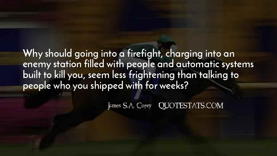 Firefight Quotes #272006