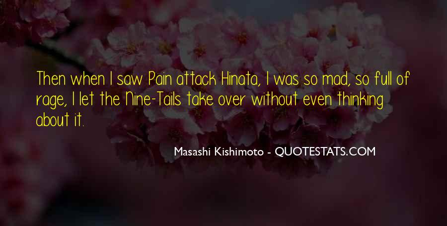 Quotes About Pain Naruto #1084565