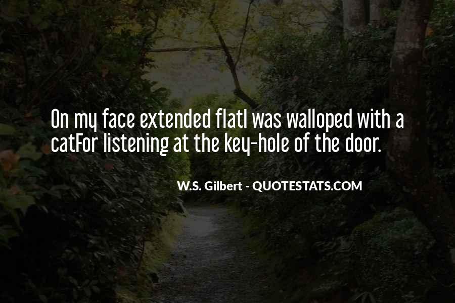 Flat'ning Quotes #108467