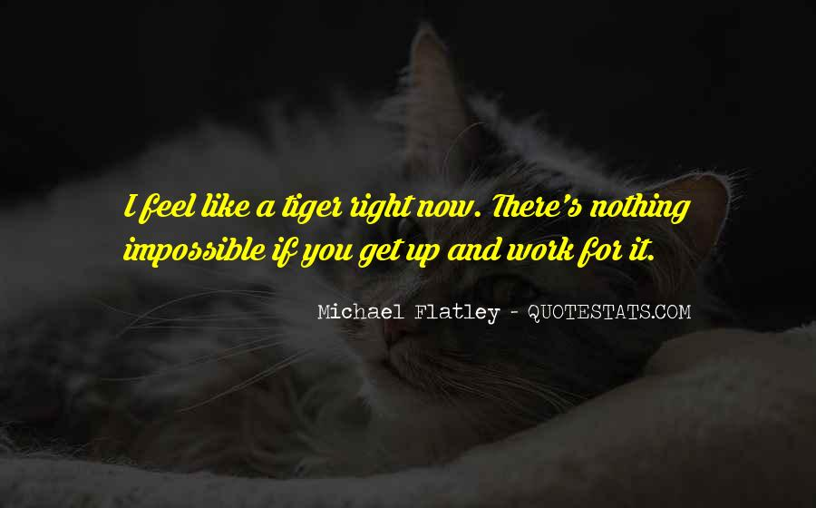 Flatley Quotes #1500052