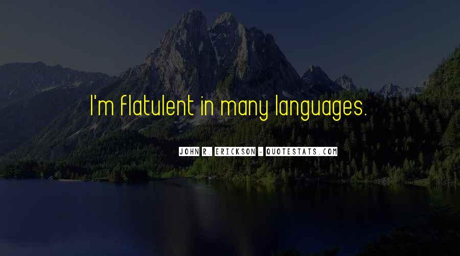 Flatulent Quotes #646551
