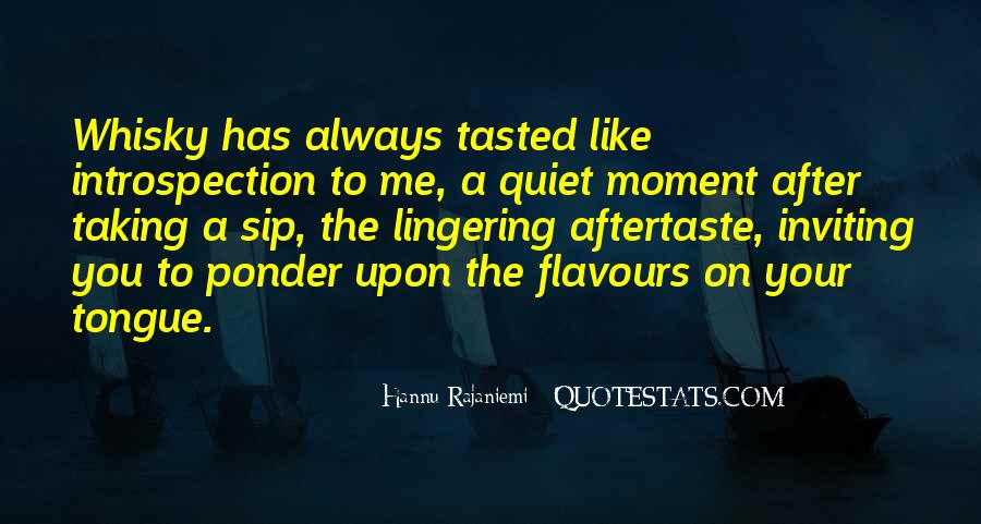 Flavours Quotes #113274