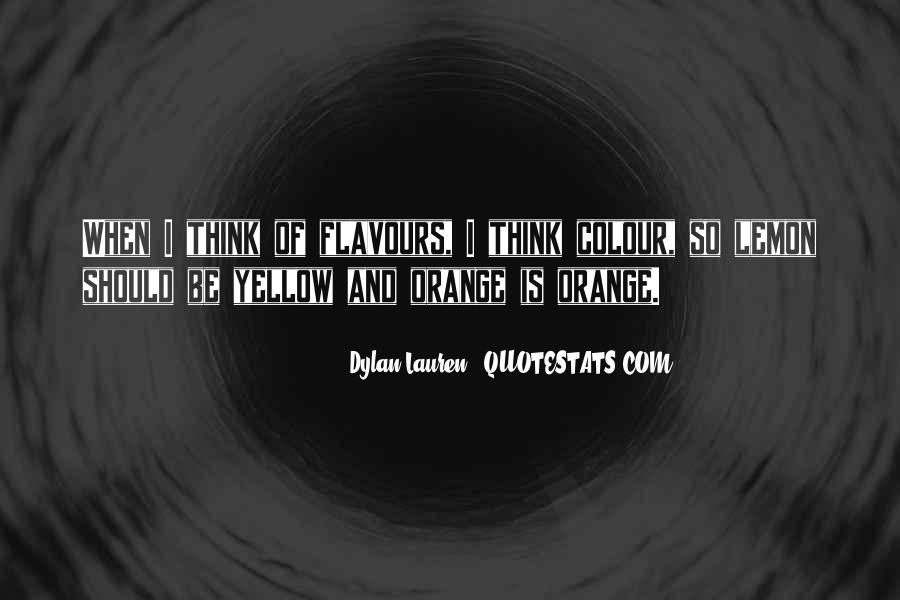 Flavours Quotes #1153693