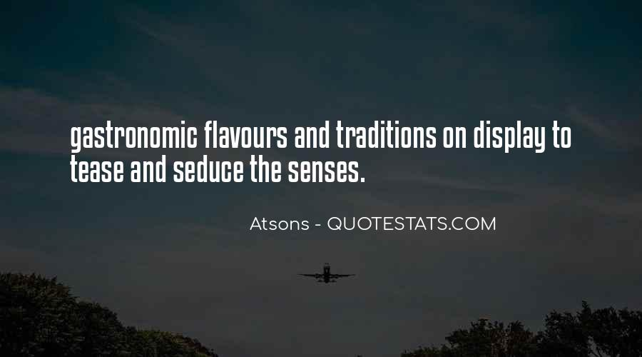 Flavours Quotes #1359019