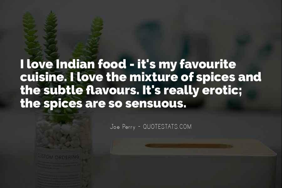 Flavours Quotes #1510893