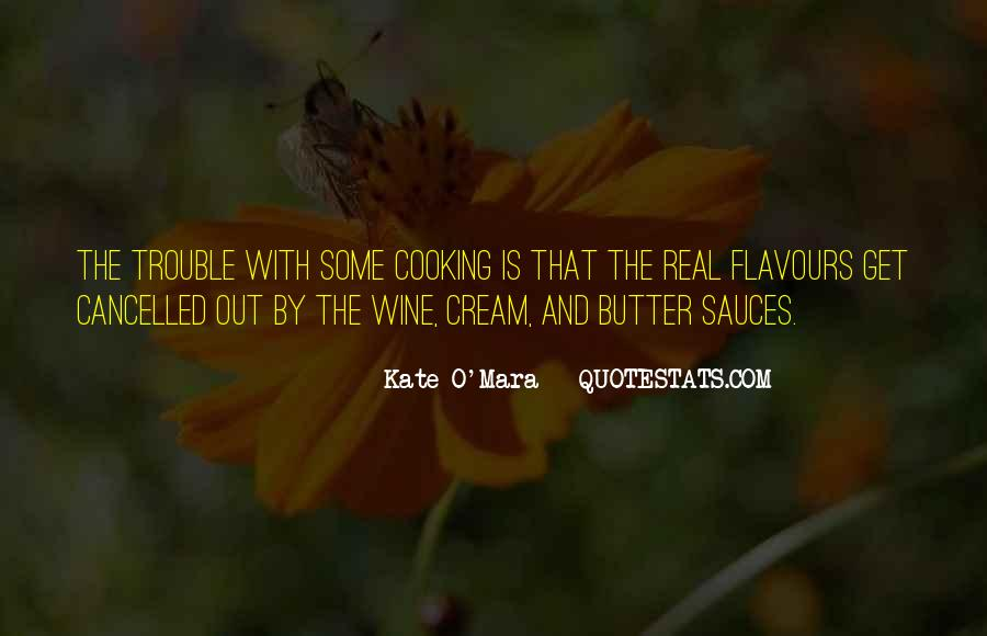 Flavours Quotes #1524390