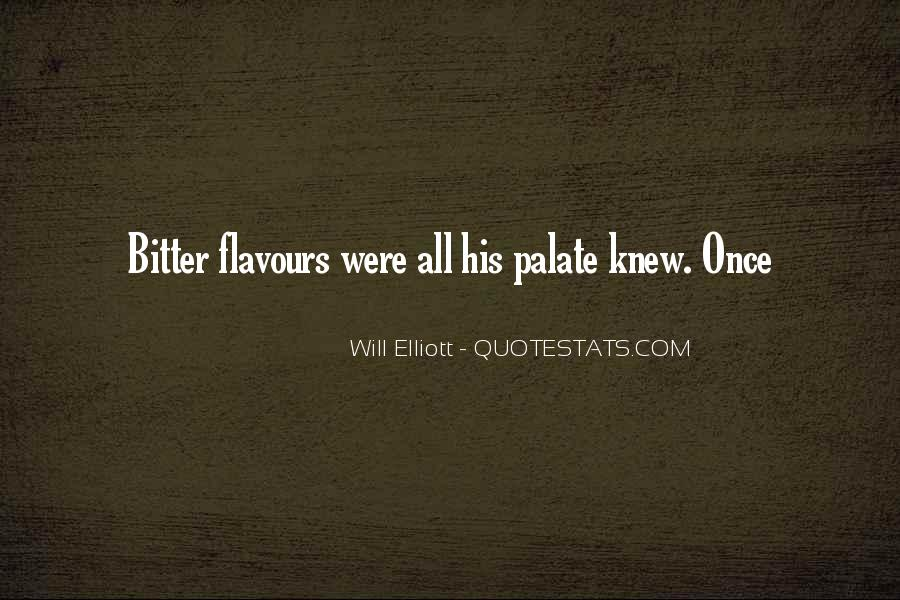 Flavours Quotes #533305
