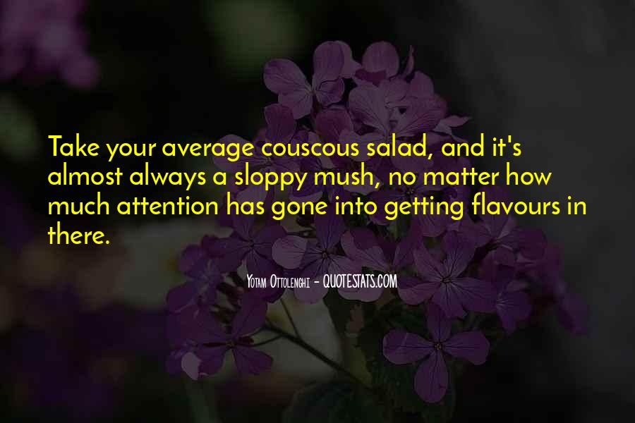 Flavours Quotes #689900