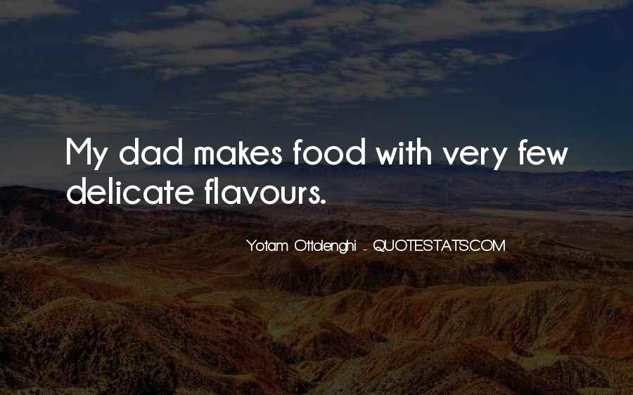 Flavours Quotes #812055