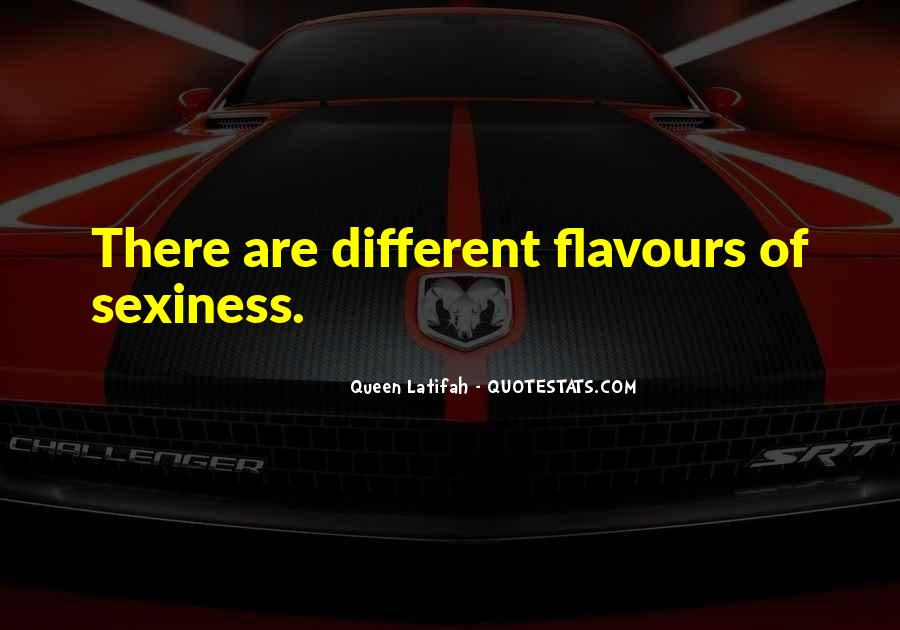 Flavours Quotes #985326
