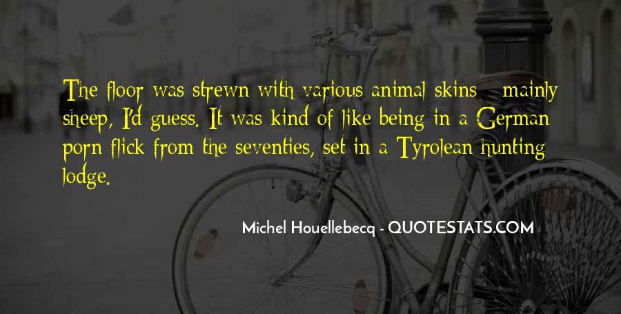 Flick Quotes #345986