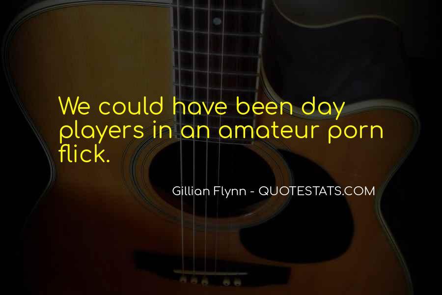 Flick Quotes #825354