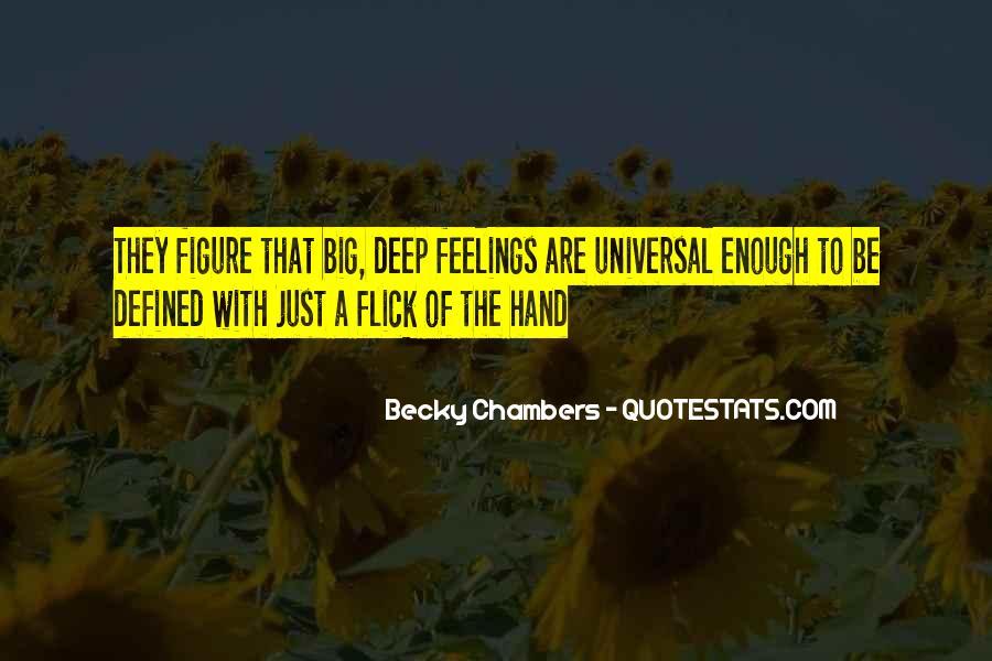Flick Quotes #84162