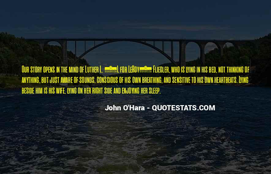 Fliegler Quotes #2251