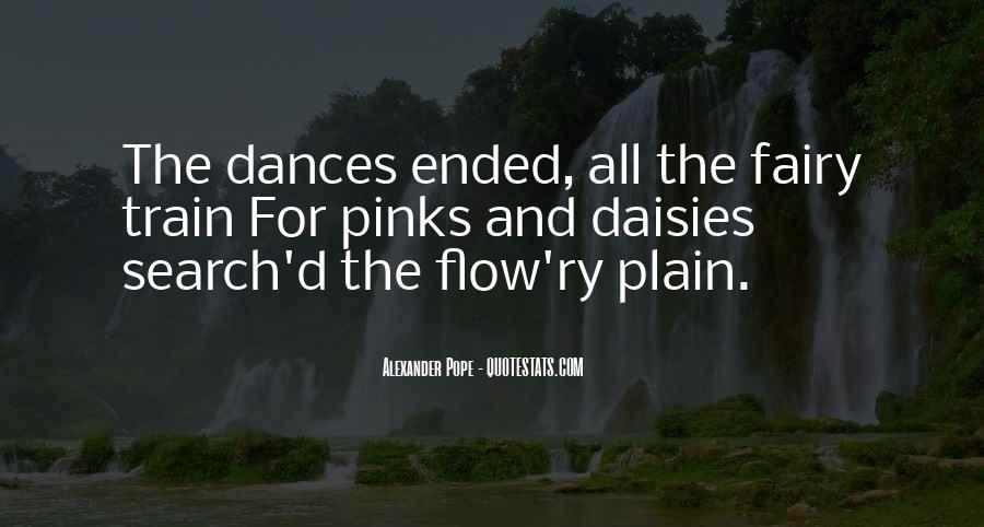 Flow'ry Quotes #1448858