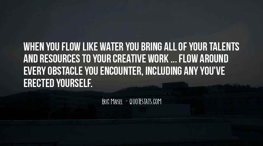 Flow'ry Quotes #18366