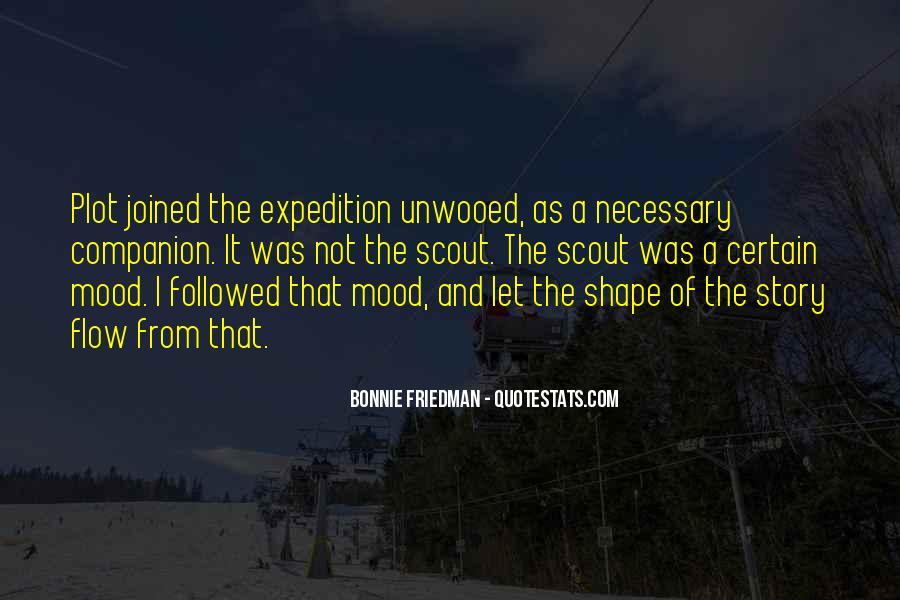 Flow'ry Quotes #22497