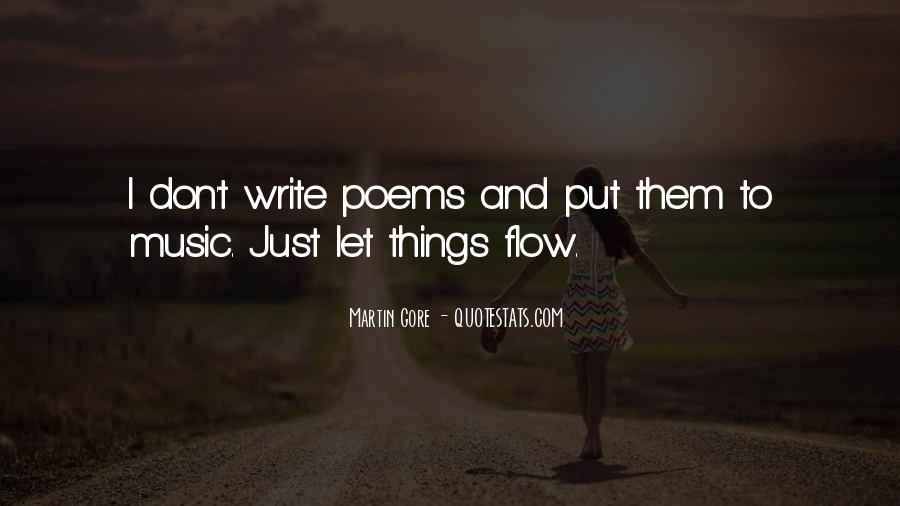 Flow'ry Quotes #26142